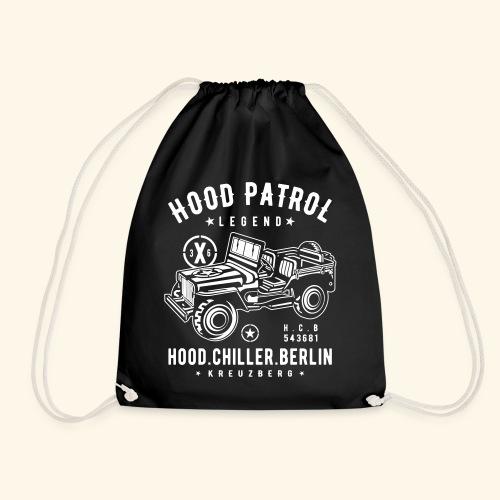 Hood Patrol Jeep Hood Chiller Berlin - Turnbeutel