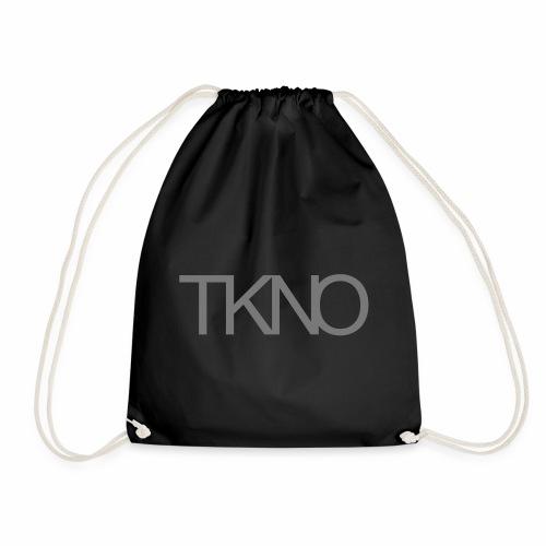 TKNO MNML Techno Minimal dark Tekkno Rave Kind - Turnbeutel