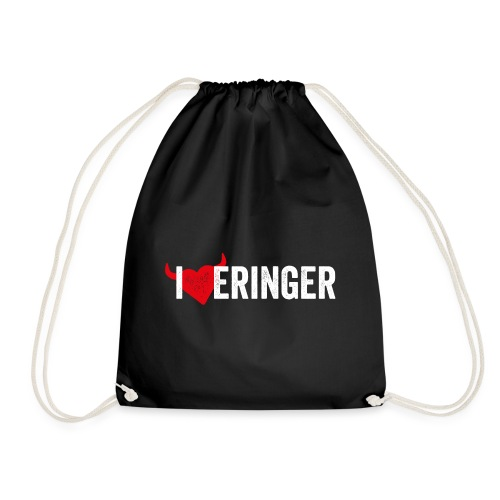 I LOVE ERINGER - Turnbeutel