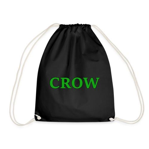 Crow - Drawstring Bag
