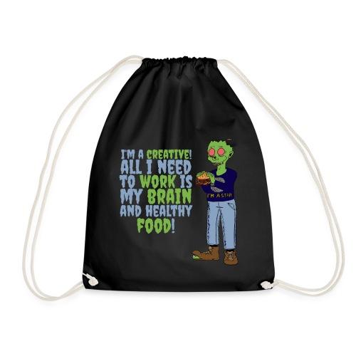 A Creativ - Drawstring Bag