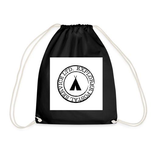 Explorer - Drawstring Bag