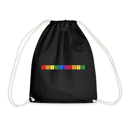 Buntes Düsseldorf - Drawstring Bag