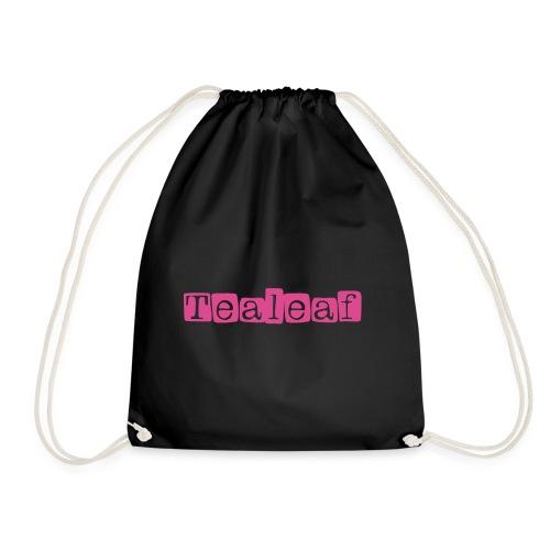 Tealeaf Records Logo - Drawstring Bag