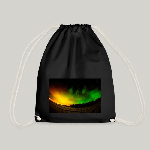 Northern Light - Drawstring Bag