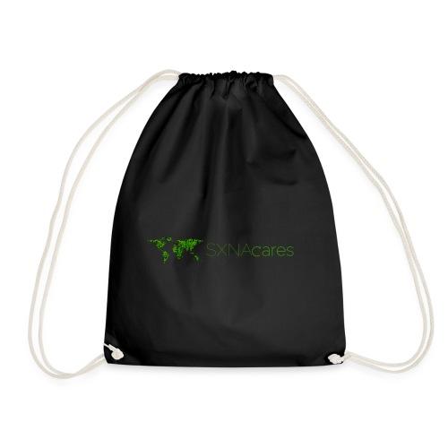 SXNAcares - umweltfreundliche Accessoires - Turnbeutel