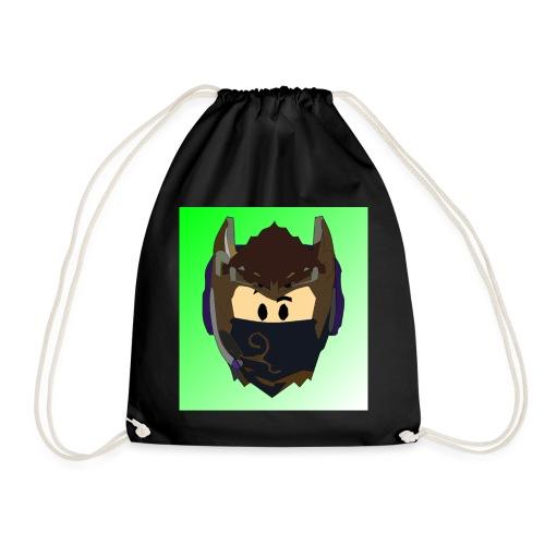 AN1MAYTRZ logo - Drawstring Bag