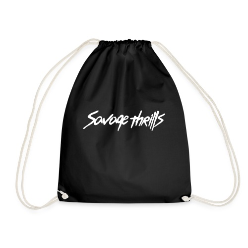 logo savagethrills - Gymbag
