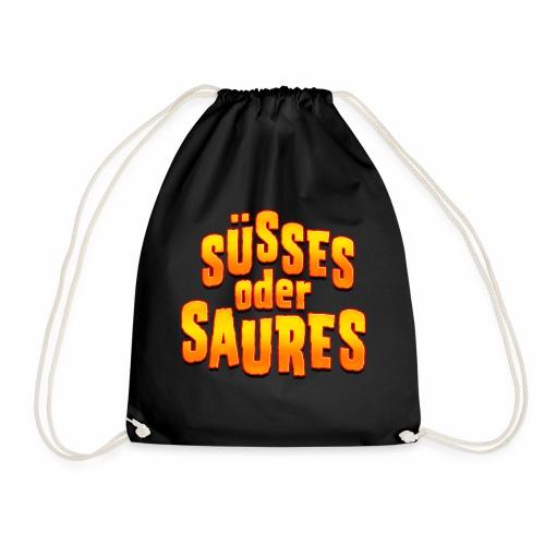 Halloween Shirt Süßes oder Saures - Turnbeutel