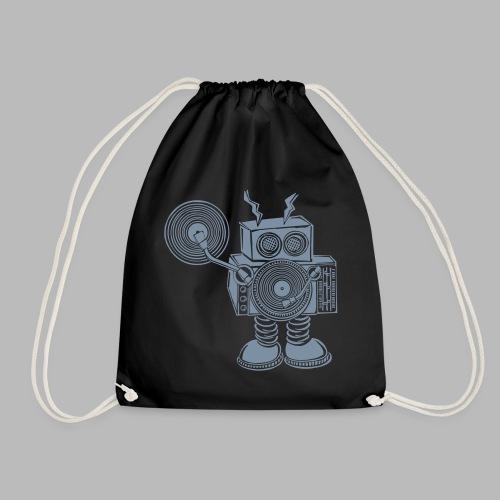 Hey Mr DJ ✴CUSTOMISABLE DESIGN✴ - Drawstring Bag