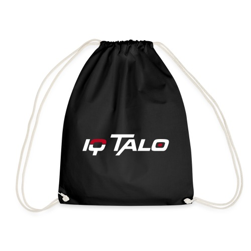 Logo_IQ_Talo_cmyk - Turnbeutel
