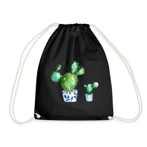 Kaktus - Drawstring Bag