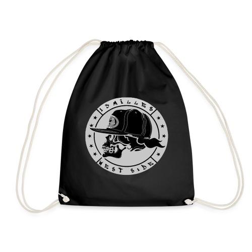 skull 13 milles noir et gris super design - Sac de sport léger