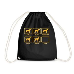 Für alle Hundebesitzer mit Humor - Turnbeutel