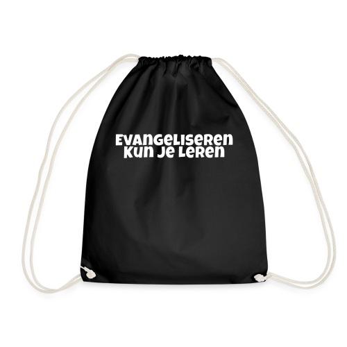 Evangeliseren Kun Je Leren - Gymtas