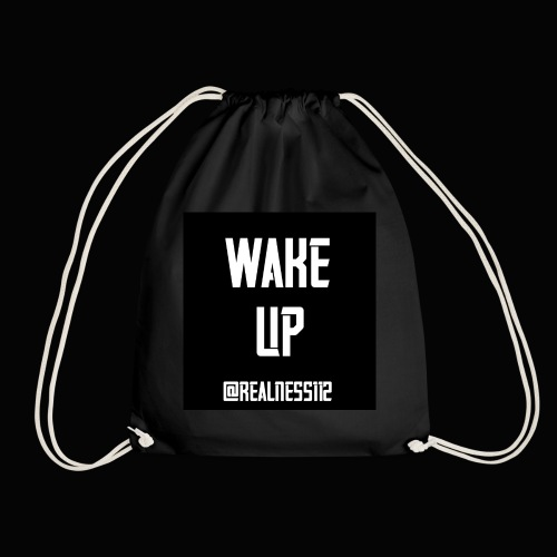 Wake Up!!!! Truth T-Shirts!!! #WakeUp - Drawstring Bag