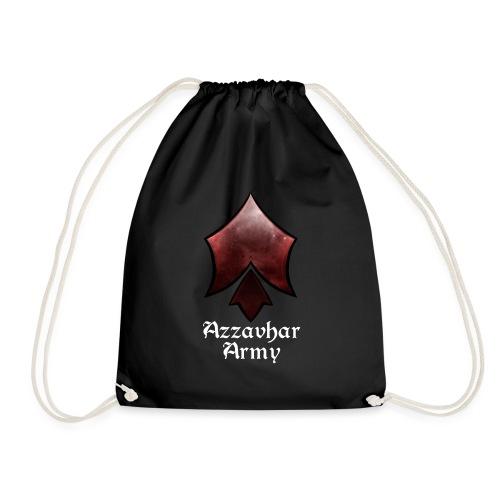 Azzavhar Army Insignia - Drawstring Bag