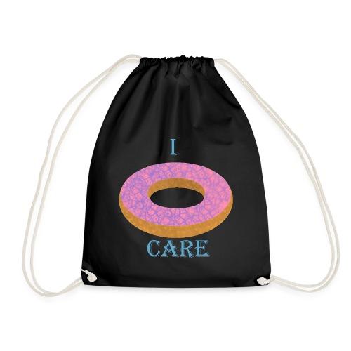 donut - Drawstring Bag