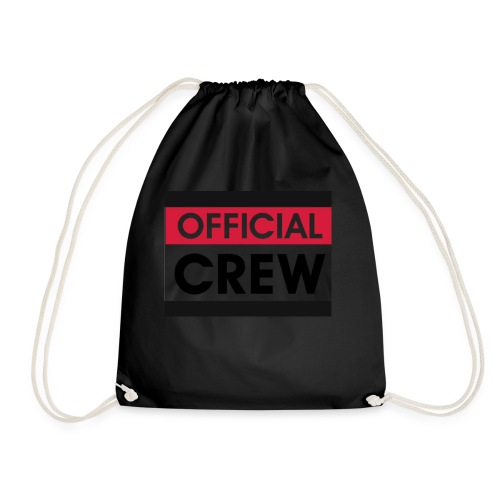 Official crew stuff - Drawstring Bag