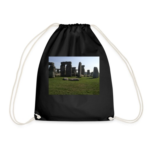 Stonehenge - Drawstring Bag