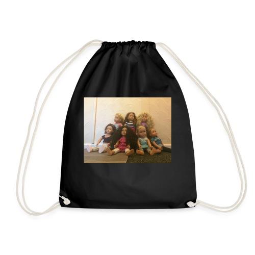 Agstopmotion - Drawstring Bag