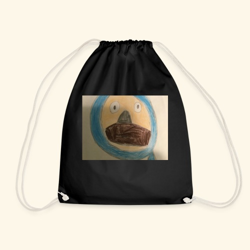 Puppers merch - Drawstring Bag