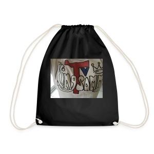 KingSammyTV merch - Drawstring Bag