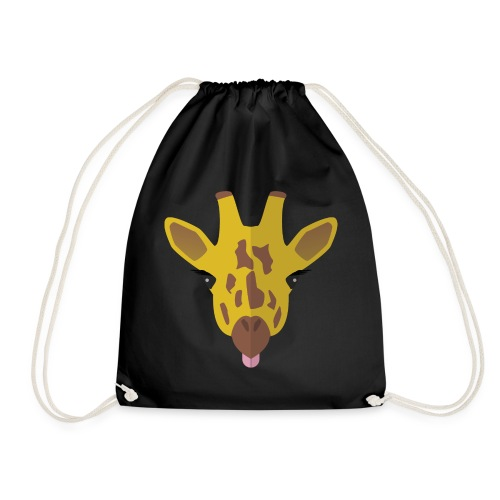 Funny Giraffe - Gymtas