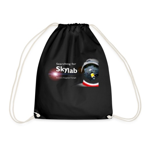 Searching for Skylab - Official Design - Drawstring Bag