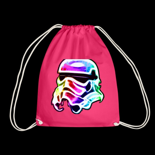 Rainbow Stormtrooper - Drawstring Bag