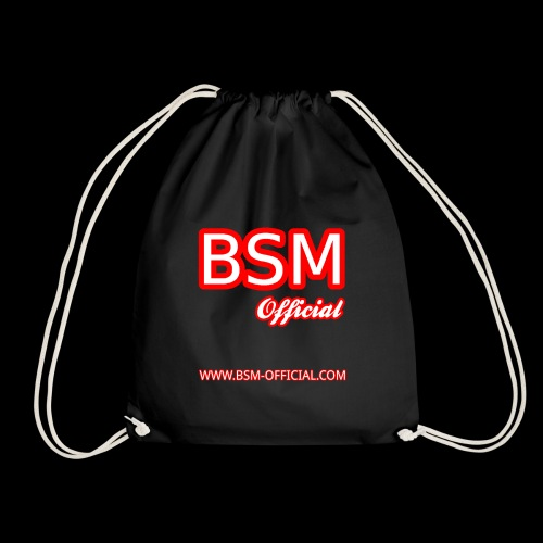 BSM Official Logo - Drawstring Bag