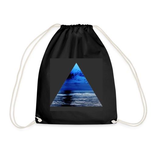 OceanBlue - Drawstring Bag