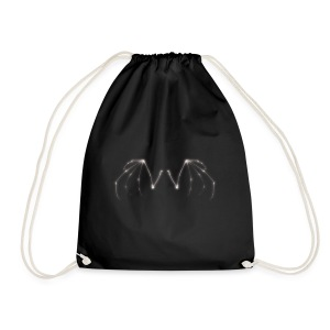 Skeleton Wings - Drawstring Bag