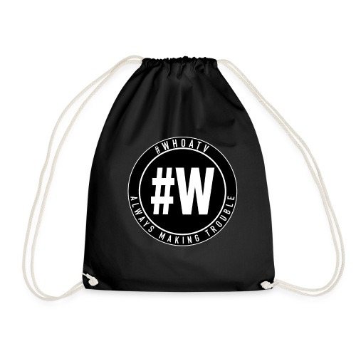 WHOA TV - Drawstring Bag