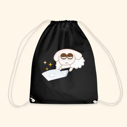 Sheep It Guy - Drawstring Bag
