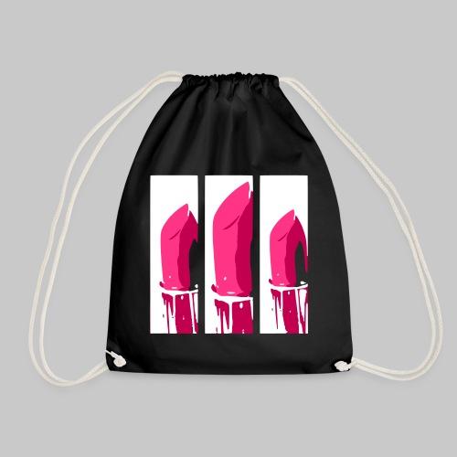 fashion Lippenstift 2reborn - Turnbeutel