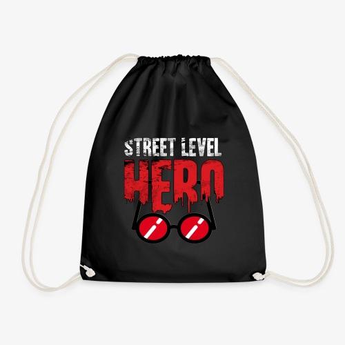 Street Level Hero - Drawstring Bag