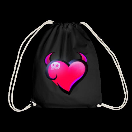 Icon only - Drawstring Bag