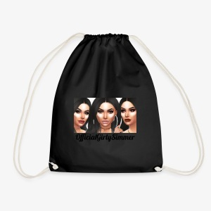 Keeping up with Kylie - Drawstring Bag