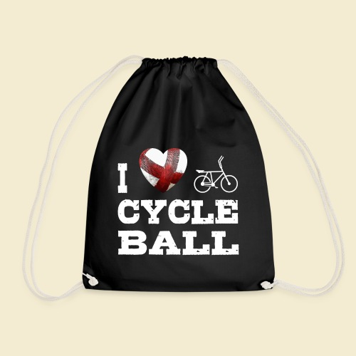 Radball | I Love Cycle Ball - Turnbeutel