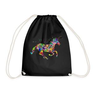 Unicornio magico - Mochila saco