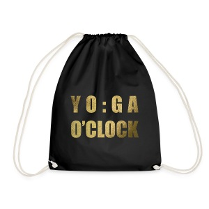 YOGA o'clock - Gymtas