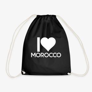 i love Morocco - Sac de sport léger