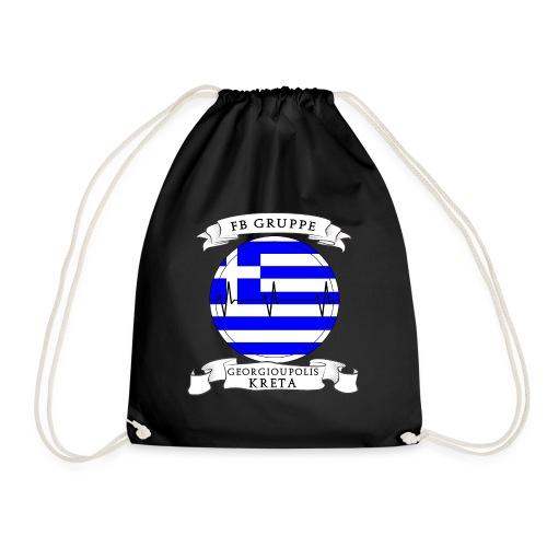 Georgioupolis/Kreta Motiv 1 - Turnbeutel