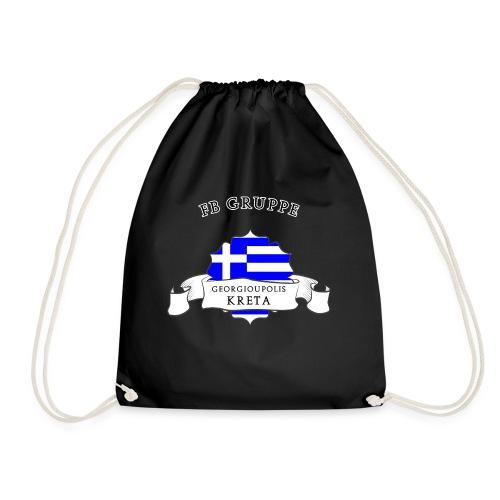 Georgioupolis/Kreta Motiv 2 - Turnbeutel