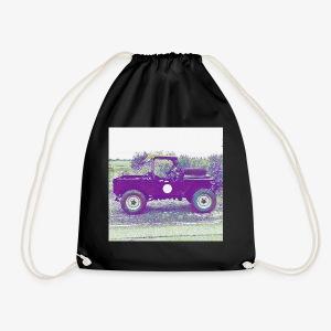 Mavis - Drawstring Bag