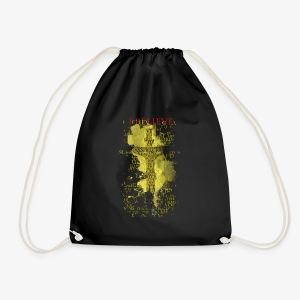 I believe / wierzę (yellow-żółty) - Worek gimnastyczny