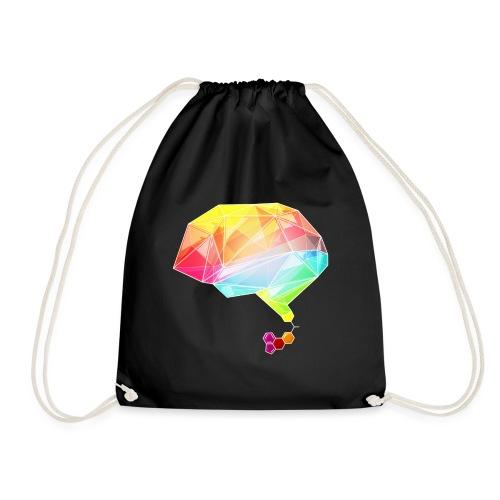 lsd brain - Turnbeutel