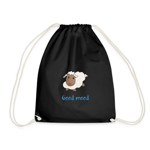 Nadège le petit mouton blanc - Sac de sport léger