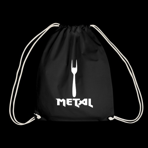 Metal - Turnbeutel